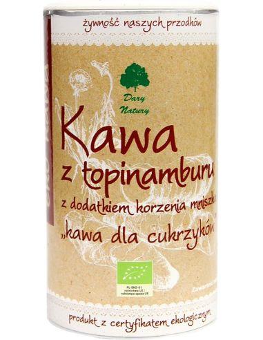 Kawa **Dla cukrzyków** z topinamburu...