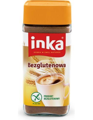 Kawa zbożowa bezglutenowa instant 100g INKA