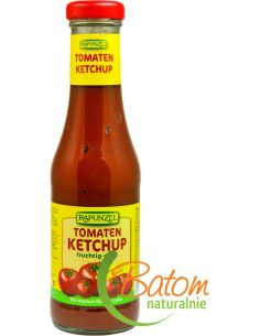 Ketchup  pomidorowy 450ml*RAPUNZEL*BIO