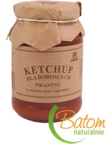 Ketchup **Dla dorosłych** pikantny...