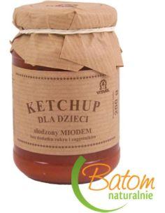 Ketchup **Dla dzieci** 200g*VITAPOL*