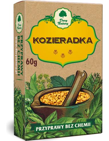 Kozieradka 60g*DARY NATURY*