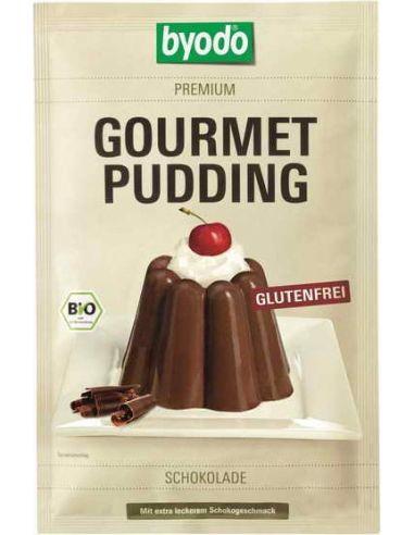 Budyń Pudding czekoladowy 46g BYODO BIO