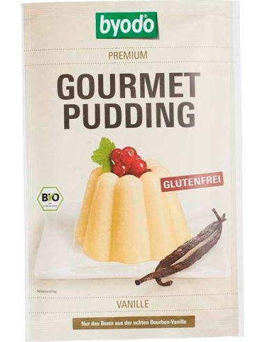 Budyń Pudding waniliowy 36g BYODO BIO