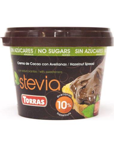 Krem kakaowo - orzechowy bez cukru...