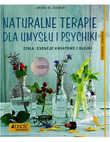 Książka **Naturalne terapie dla...