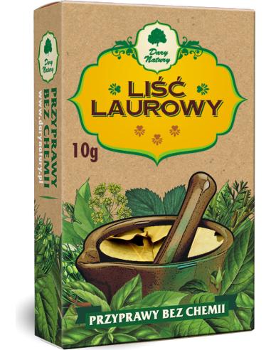 Liść laurowy 10g*DARY NATURY*