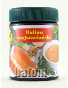Bulion wegetariański instant 120g*DROBDAR*