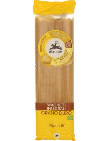 Makaron pszenny razowy spaghetti 500g...