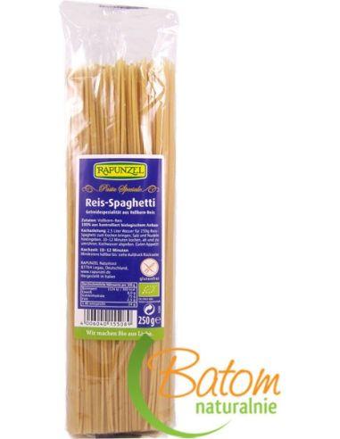 Makaron ryżowy spaghetti 250g*RAPUNZEL*BIO