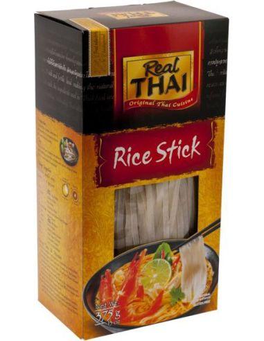 Makaron ryżowy wstążka wąska REAL THAI