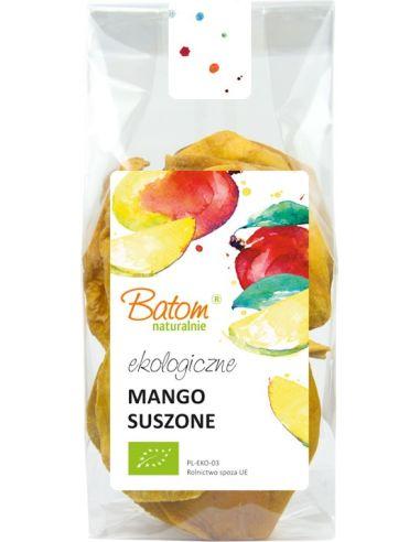 Mango suszone plastry 250g BATOM BIO