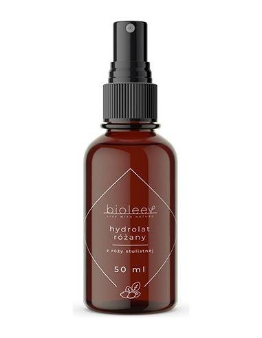Hydrolat różany spray 50ml*BIOLEEV*
