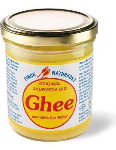 Masło klarowane Ghee 220g FINCK BIO