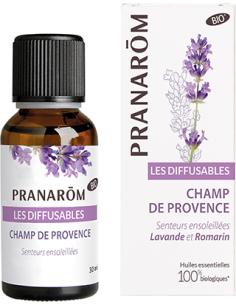 Mieszanka olejków eterycznych *Provence* do dyfuzora 30ml PRANARÔM BIO