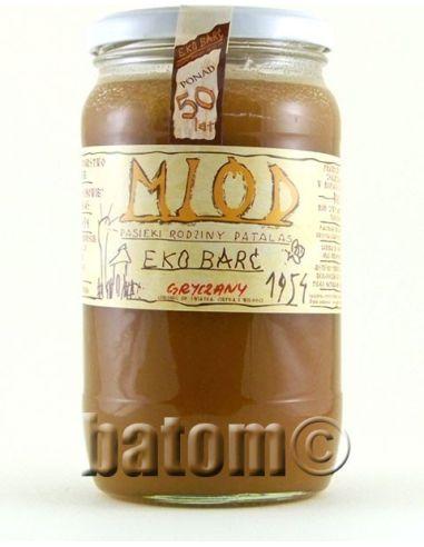 Miód gryczany 1kg*PATALAS*BIO