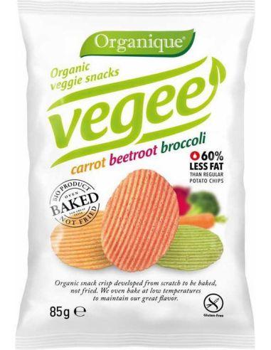 Chipsy **Vegee** ziemniaczane warzywne 85g*ORGANIQUE*BIO