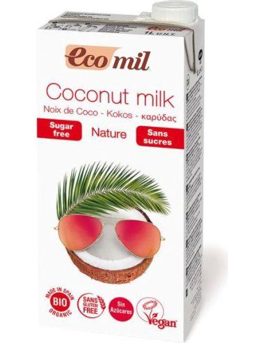Mleczko kokosowe bez cukru 1l*ECOMIL*BIO