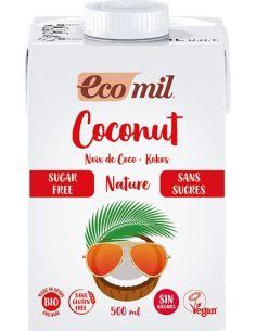 Mleczko kokosowe bez cukru 500ml*ECOMIL*BIO