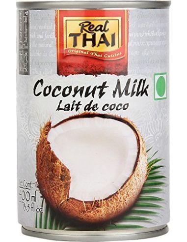 Mleczko kokosowe light puszka 400ml*REAL THAI*