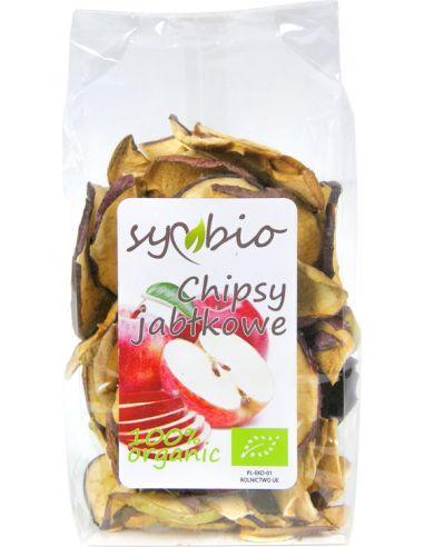 Chipsy jabłkowe 50g*SYMBIO*BIO
