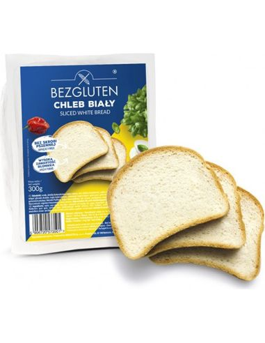 Chleb biały krojony 300g*BEZGLUTEN*