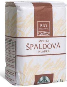 Mąka orkiszowa biała TYP 550 1kg BIO HARMONIE BIO