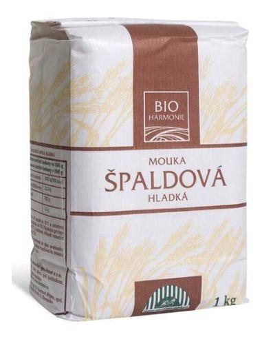 Mąka orkiszowa biała TYP 550 1kg BIO...