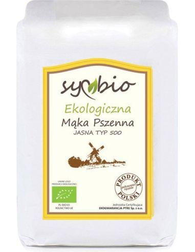 Mąka pszenna TYP 500 jasna 1kg*SYMBIO*BIO