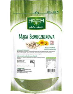Mąka słonecznikowa 250g*HELCOM*