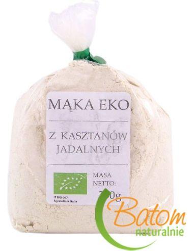 Mąka z kasztanów jadalnych 250g...