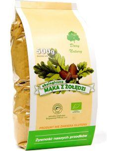 Mąka z żołędzi 500g*DARY NATURY*BIO