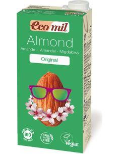 Napój migdałowy z syropem z agawy 1l*ECOMIL*BIO