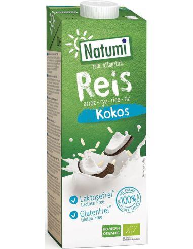 Napój ryżowy z kokosem 1l*NATUMI*BIO