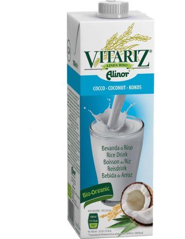 Napój ryżowy z kokosem 1l VITARIZ...