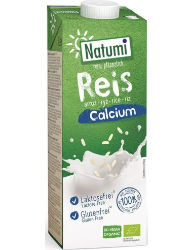 Napój ryżowy z wapniem 1l*NATUMI*BIO