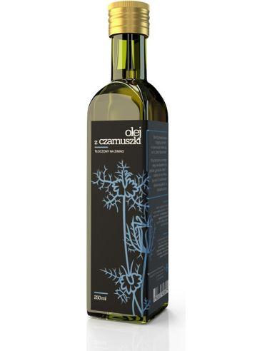Olej z czarnuszki spożywczy 250ml GRANUM