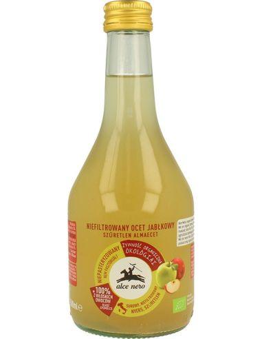 Ocet jabłkowy 5% niefiltrowany 500ml...