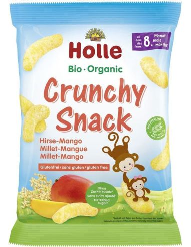 Chrupki **Crunchy Snack** jaglane /...