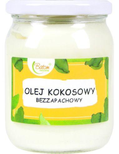 Olej kokosowy bezzapachowy 500ml BATOM