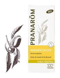 Olej migdałowy / Słodkie migdały / Prunus amygdalus 50ml*PRANARÔM*BIO
