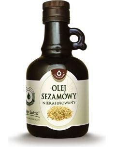 Olej sezamowy 250ml*OLEOFARM*