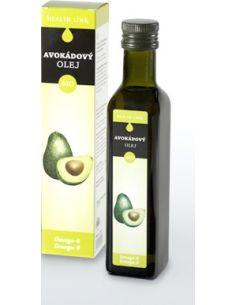 Olej z awokado 250ml*HEALTH LINK*BIO