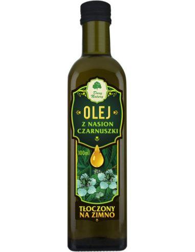 Olej z czarnuszki 100ml*DARY NATURY*