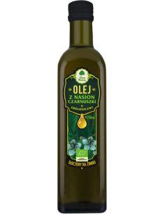 Olej z czarnuszki spożywczy 250ml*DARY NATURY*BIO