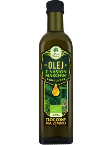 Olej z nasion marchwi 100ml DARY...
