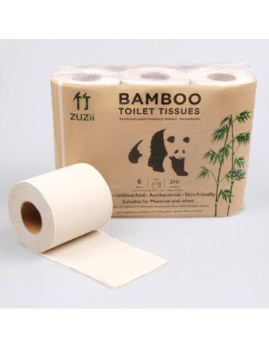 Papier toaletowy bambusowy...