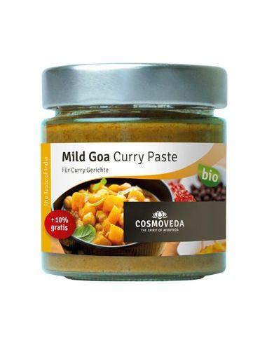 Pasta curry 175g COSMOVEDA BIO