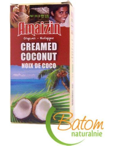 Pasta kokosowa 200g AMAIZIN BIO