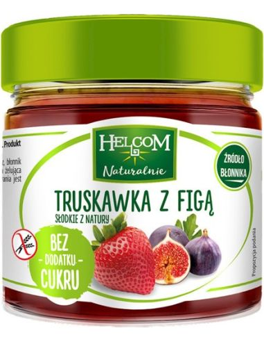 Pasta owocowa truskawka / figa 200g...